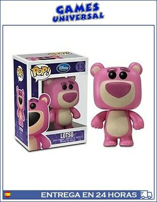 Funko Pop Disney Toy Story Lotso