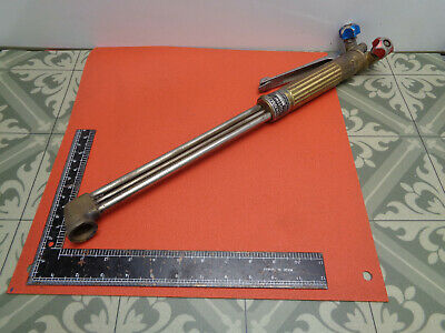 BOC Saffire NM250 oxy acetylene cutting torch spares or repairs LOTGTN82PA