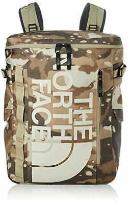 [The North Face] Backpack BC fuse box 2 Moab Khaki wood chip camo print