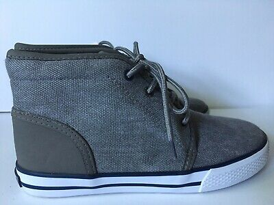 34ff5729f2f NAUTICA KIDS YOUTH Boys Leeway Shoes Lace-Up Casual-Chukka Boot Sneaker  Size 3