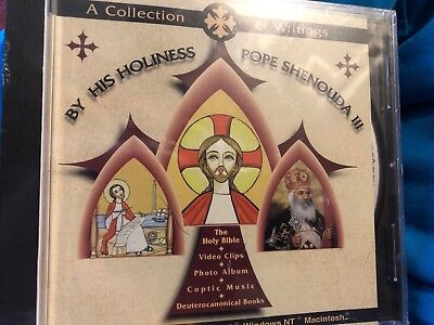 A Collection Of Writings By His Holiness Pope Shenouda 111 Freepost (rebook22