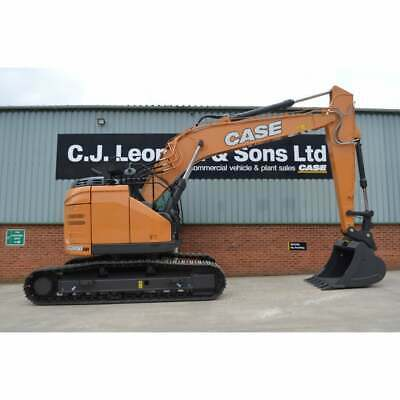 Case Cx245Dsr  Cab Care Handrails / Free Uk Delivery Included