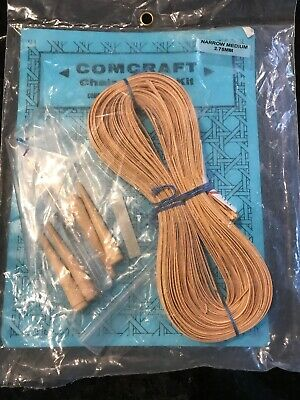 Comcraft Chair Caning Kit-Narrow Medium 2.75mm Cane