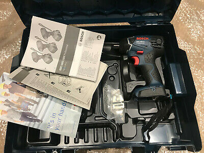 Bosch GDS 18 V-LI Cordless Impact Wrench Bare in L-BOXX NEW