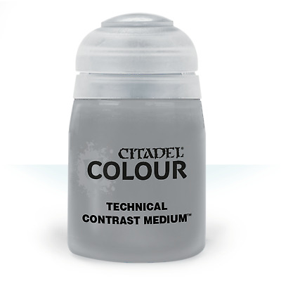 Contrast Medium Technical Citadel Paint Warhammer 40K Age Sigmar
