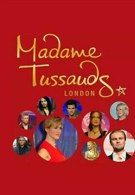 Madame Tussauds London Discount Tickets £21.75 Adult/£18 Child plus more savings