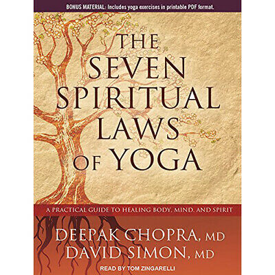 The Seven Spiritual Laws of Yoga: A Practical Guide to Healing PDF EB00K