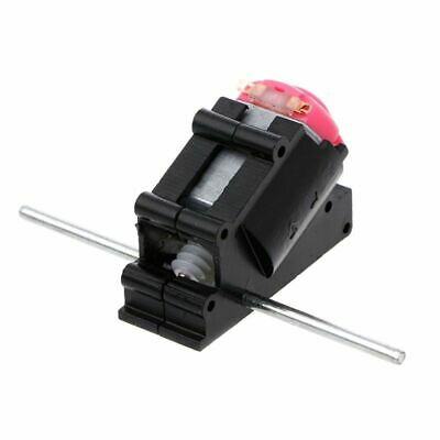 Double Shaft Bevel Angle Gear Motor Suit Worm Reducer 3-6V DIY Parts Brushless