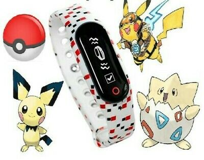 Pokemon Go-Tcha Wristband for Pokemon Go Android iPhone BRAND NEW Datel Gotcha