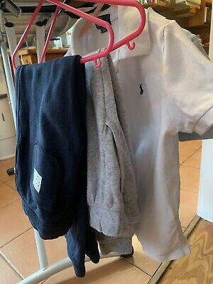 Boys Ralph Lauren, Country Road  & Indie & Co - Size 7 and 8