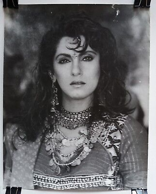 BOLLYWOOD INDIA ACTRESS - Dimple Kapadia - Rare Old Post card
