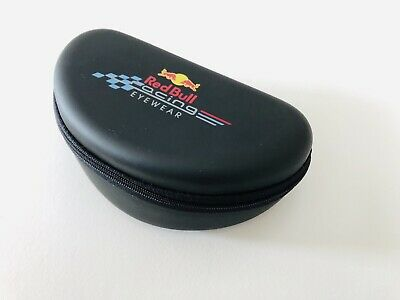 Red Bull Racing Deluxe sunglasses case (Fits Oakley & Rayban) With Lens Insert