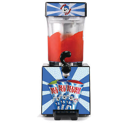 Spare Parts for Official Slush Puppie Slush Machine Motor Lid Bowl Tray Canister