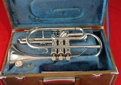 Yamaha 2331S Cornet, serviced, 6-month guarantee