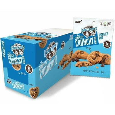 Lenny & Larry's Complete Crunchy Cookies - 12 x 35g