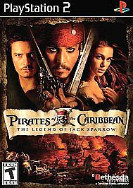 Pirates of the Caribbean The Legend of Jack Sparrow, Acceptable Video Games