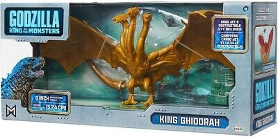 King Ghidorah Godzilla King of The Monsters