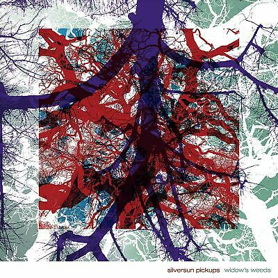 Silversun Pickups - Widow's Weeds - played 1 time [Newest CD] 2019