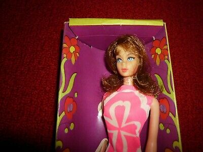 Vintage Barbie: TNT Flip braunes Haar in originaler Box