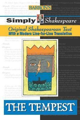 The Tempest by William Shakespeare (2002, Paperback)