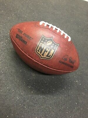 6433d91d WILSON THE DUKE Official NFL Game Football (2 day shipping) - $99.95 ...
