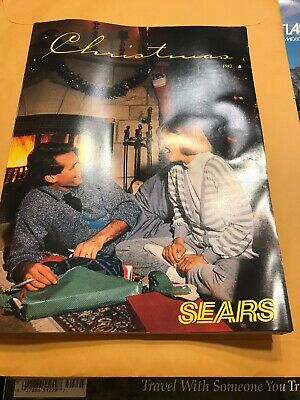 VINTAGE 1987 SEARS Roebuck Spring Summer Catalog Old Wish Book Still
