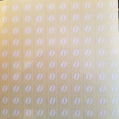 240 McDonald's coffee stickers makes 40 tickets (40 cups) valid till 31/12/2019.
