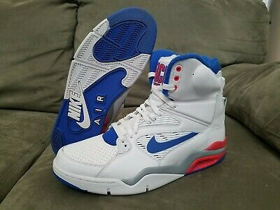 d75c8f3fc7e7b NIKE AIR COMMAND Force US Mens size 13 retro basketball shoes pump  684715-101