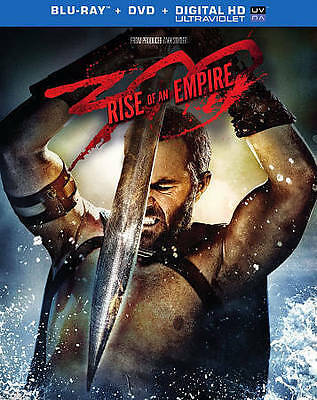 300: Rise of an Empire (Blu-ray + DVD + Digital HD UltraViolet Combo Pack) DVD,