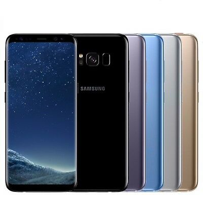 Samsung Galaxy S8 SM-G950U (Verizon/ATT/T-Mobile)-UNLOCKED-64GB 4G LTE- Used