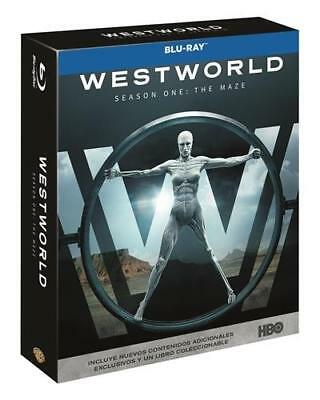 WESTWORLD - Temporada 1 completa BLURAY blu ray  - Westworld season 1