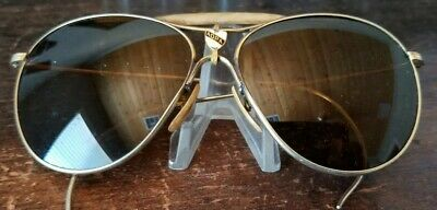 vintage AMERICAN OPTICAL YGF AVIATORS SUNGLASSES FREE SHIPPING IN THE USA!