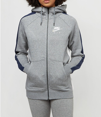 c18b552227c2f New Nike Women's Hoodie/full zip/soft cotton/ top with hood/pocket