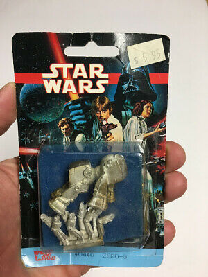 West End Star Wars Zero-G Spacetrooper Miniatures Blister Pack