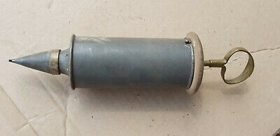 Vintage Icing Piper / Cake Icing Plunger / Used