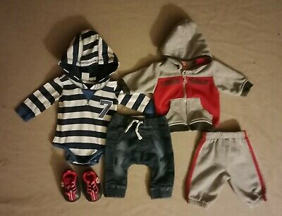 Baby Boys Clothes Size 000 Inc Lonsdale Track Suit