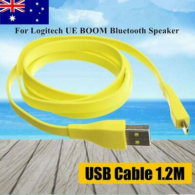1.2M Micro USB PC Charger Data Cable Power Supply Wire For Logitech UE BOOM MEGA