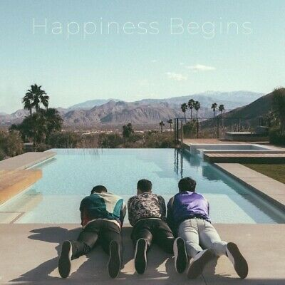 Jonas Brothers - Happiness Begins CD New And Sealed