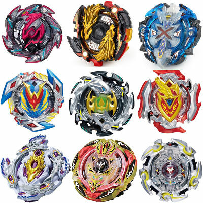 Beyblade Burst Starter Spinning Toy Top B With Grip Launcher BirthDay Kid Gift