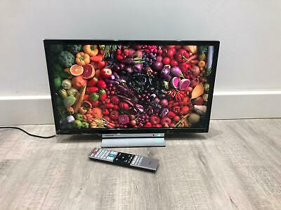"Toshiba 24"" LED HD Smart TV with built in DVD Player"