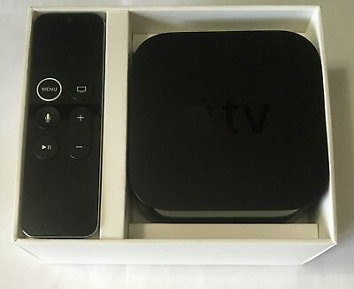 Apple TV 4K (32GB) - 5th Gen Media Player HDR