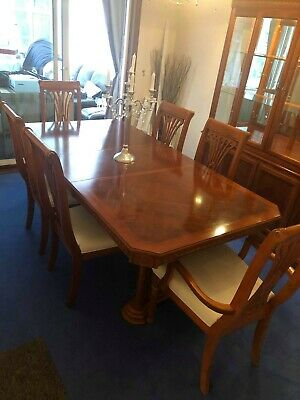 Extending dining table (chairs not included)