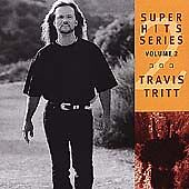 Travis Tritt-Super Hit Series Vol. 2 Cd (Can I Trust You With My Heart/Here's A