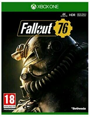 Fallout 76 - Standard Edition (Xbox One, 2018)