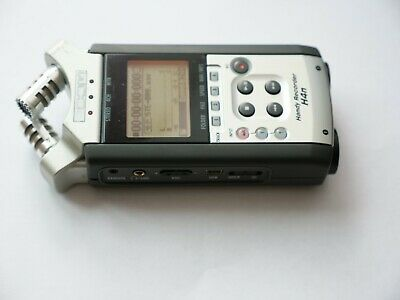Zoom H4N Portable Audio Recorder