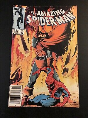 The Amazing Spider-Man #261 (Feb 1985, Marvel)