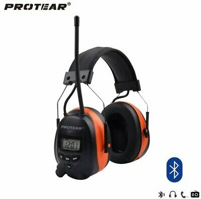 SALE 24 HOURS ONLY Bluetooth Radio Music Ear Defender Protector 30 dB