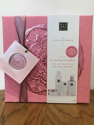 Rituals The Ritual of Sakura Renewing Ritual Gift Set #8292 DAMAGED BOX