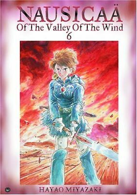 Nausicaa Of The Valley Of The Wind, Vol. 6 Miyazaki Hayao Paperback / Softb NEW