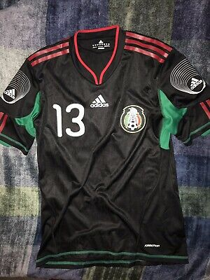 829e53543b9 ADIDAS MEXICO JERSEY Size Medium Player Issue Formotion - $130.00 ...